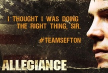 #PledgeYourAllegiance / by Allegiance Movie