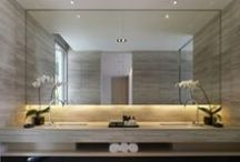 TASTY bathrooms / by Bianca Jans