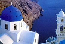 Santorini / Holiday lust