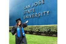 #SJSU14 / Congratulations to the Class of '14, you did it! / by SJSU