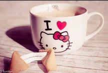 Hello Kitty / Here, there, Hello Kitty everywhere!