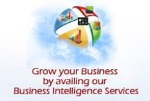 Business Intelligence Services / We help organizations make business strategic decisions by providing quickly online Operational reports, Financial reports, Management reports, Forecasting reports etc.