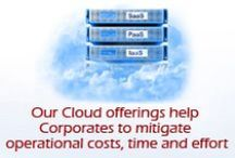 Infotree Cloud Based Offerings / We bridge the gap between IT supply and Enterprise demand by delivering tailor made IT services & solutions on cloud.
