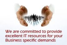 Infotree IT Consulting Services / Our consulting services cover a range of recruiting practices and record of successful employing hundreds of openings, we are well experienced to help you full your staffing requirements with rightly-qualified resources.