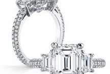 Wedding Rings / It all starts with that beautiful engagement ring.  We recommend our friends at Hannoush Jewelers for all your jewelry needs!