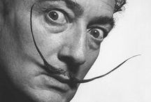 the genius Dalí