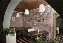 Interior Design - Restaurant & Bar Twenties, Bratislava