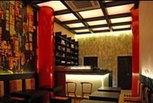 Interior Design - Sushi Bar Geisha, Bratislava