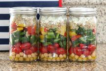Healthy food ideas / Yummy healthy stuff