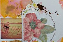 MIXED MEDIA and COLLAGE / Altered art of one kind or another / by Mary Donigan