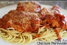Crockpot Meals / Recipes / by Karen Beckett