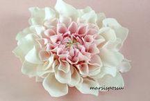Sugarflowers by Marsispossu