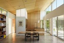 Great Home Design / Design is one of the most important pieces to achieving Zero Energy.