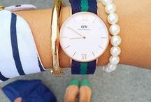 In love with watches