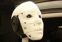 BEAUTIFUL ROBOTS / Bots: real and imagined