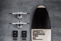 BEAUTIFUL SKATEBOARDS / Cruisers and longboards, graphics and art