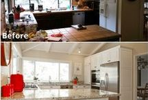 Before & After Remodeling Projects / We love to see the transformations with each of our projects!