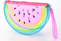 Coming in Clutch / Clutches/Pouches/Wallets/Makeup Bags - small bags