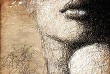 Arte / Pinturas, esculturas, dibujos...