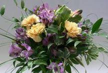 Kwiaty / Flowers / Kwiatowe inspiracje - bukiety, dekoracje, prezenty / Floral Inspirations - bouquets, decorations, gifts