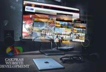 PROJECT WEBSITE CAKPRAS DEVELOPMENT / Project-Project yang sedang dan telah dikerjakan oleh cakpras development