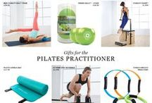 Gift Ideas for Exercise Health & Fitness / The Best Gifts for Pilates, yoga, barre method, men, women, kids, eco-friendly, athletes, stocking stuffers