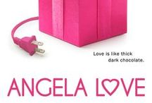 Sharon's Alter-Ego, Angela Love / My erotica pen name... these shorts are about vibrators gone wild! LOL.
