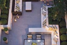 Terrazas / Para inspirarme en la terraza de mis sueños