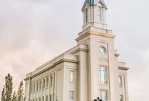 Cedar City Temple: Dedication to be held December 10, 2017 / Located in Southern Utah, the Cedar City Temple  will be the seventeenth LDS temple built in Utah. The temple will be dedicated on Sunday, December 10, 2017.