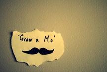 #Mustache Mania / Grow a Mo' !!
