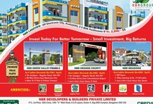 NBR - Real Estate Projects in Bangalore / NBR Developers and Builders Pvt Ltd - No.1 Real Estate Developer in Bangalore