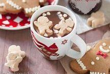 Christmas drinks ♡