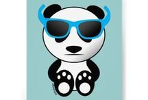 Cartoon animals on Zazzle / Fun, cute and adorable creatures on customizable gifts for everyone