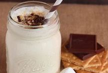 Desserts in Jars / Check out this collection of clever and delicious desserts served in Ball canning jars! Note: Jarden Home Brands, makers of Ball canning jars, does not advise baking in Ball or Kerr brand jars.