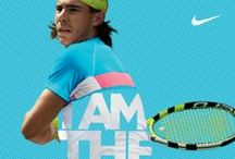 Love All / Sport and fitness inspiration, especially tennis-related.