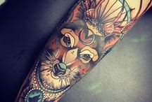 Tattoos and more / Ideas of tattoo ..
