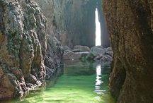Jaskinie,wodospady,kaniony... / by Joanna Biernat