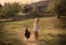 A u nas na wsi .... / by Joanna Biernat