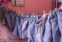 Pantaloncini & Camicine / Modelli per bimbi e ragazzi