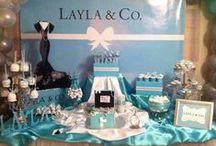 Tiffany & Co - Bridal Shower/ Kitchen Tea