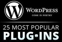 Blogging // WordPress / Tips and tips for using WordPress.