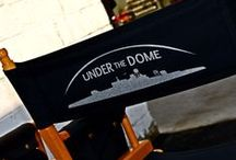 Coffee & Under the Dome / Filming in Burgaw.