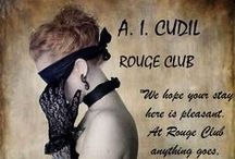 Rouge Club / My erotic romance novel trasleted in English