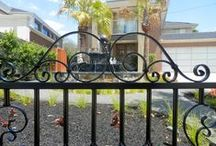 TMGC - THE MOTORISED GATE COMPANY / Automatic Gate Solutions. - Trackless Bi-fold, Sliding and Swing automatic gates. Send us a photo of a gate you like or select one from the other boards and we will make it for you. - Melbourne, Australia. Phone: (03) 9702 4571 - www.themotorisedgatecompany.com.au