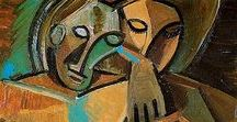 PABLO PICASSO / Painting