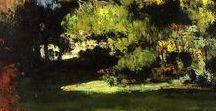 PAUL CEZANNE / Painting