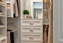 Ideas for closet