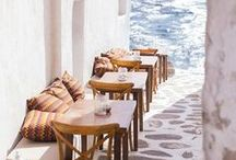 greece. / Places to see and things to do.