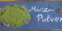 Food: Herbal kitchen ♥ Kräuterküche ♥ recipe ♥ Rezepte / Rezepte, in denen Kräuter und Gewürze eine besondere Rolle spielen ♥ Recipes where herbs and spices play a special role