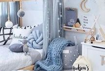 Little Boys' Rooms / Decorating ideas for little boys' rooms and baby boy nursery.  Nursery ideas boy woodland nautical animal rustic grey gray vintage jungle country blue sports sports neutral  #kidsroomdecor #boysroom #boysnursery #nurseryideas #babyboy